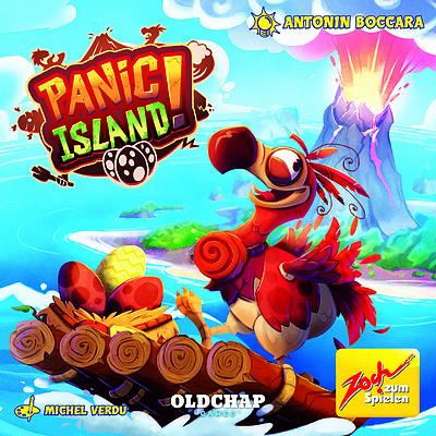 Einfach und sicher online bestellen: Panic Island in Österreich kaufen.