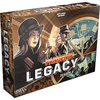 Einfach und sicher online bestellen: Pandemic Legacy Season 0 (Englisch) in Österreich kaufen.