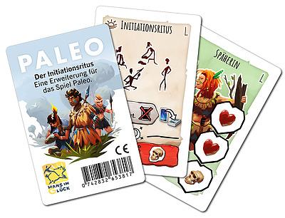 Einfach und sicher online bestellen: Paleo - Initiationsritus in Österreich kaufen.