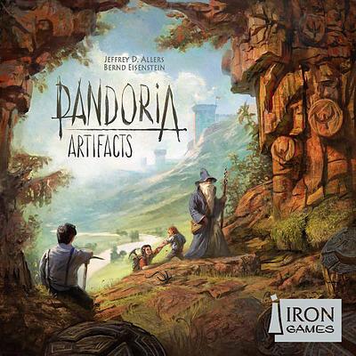 Einfach und sicher online bestellen: Pandoria - Artifacts in Österreich kaufen.