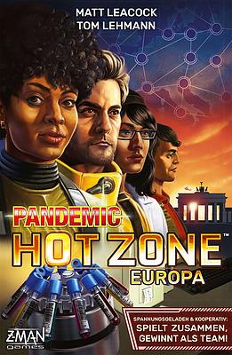 Einfach und sicher online bestellen: Pandemic Hot Zone: Europa in Österreich kaufen.