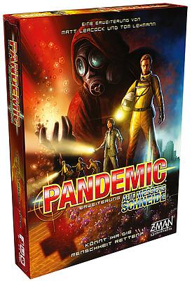 Einfach und sicher online bestellen: Pandemic - Auf Messers Schneide in Österreich kaufen.