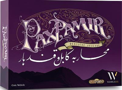 Einfach und sicher online bestellen: Pax Pamir in Österreich kaufen.
