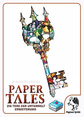 Einfach und sicher online bestellen: Paper Tales - Die Tore der Unterwelt in Österreich kaufen.