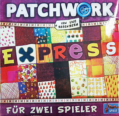 Einfach und sicher online bestellen: Patchwork Express in Österreich kaufen.