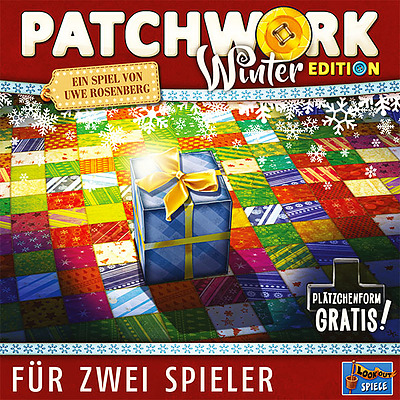 Einfach und sicher online bestellen: Patchwork Winter Edition in Österreich kaufen.