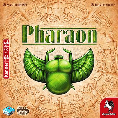 Einfach und sicher online bestellen: Pharaon in Österreich kaufen.
