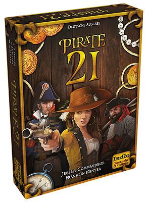 Einfach und sicher online bestellen: Pirate 21 in Österreich kaufen.