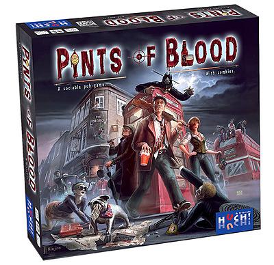 Einfach und sicher online bestellen: Pints of Blood in Österreich kaufen.