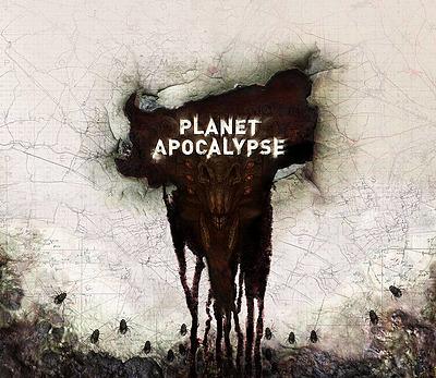 Einfach und sicher online bestellen: Planet Apocalypse in Österreich kaufen.