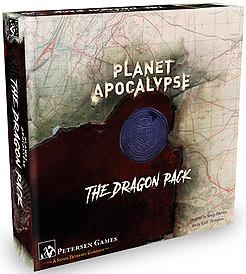 Einfach und sicher online bestellen: Planet Apocalypse Dragon Pack in Österreich kaufen.