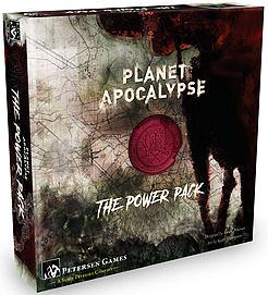 Einfach und sicher online bestellen: Planet Apocalypse Power Pack in Österreich kaufen.
