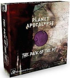 Einfach und sicher online bestellen: Planet Apocalypse Pack of the Pit in Österreich kaufen.