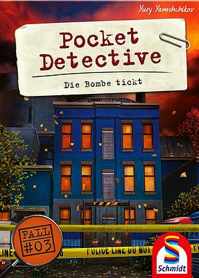 Einfach und sicher online bestellen: Pocket Detective - Die Bombe tickt in Österreich kaufen.