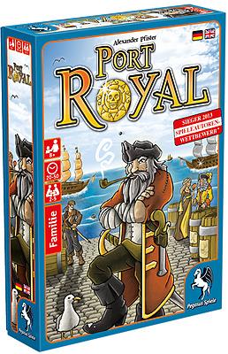 Einfach und sicher online bestellen: Port Royal in Österreich kaufen.