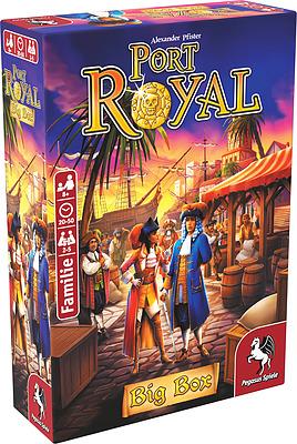 Einfach und sicher online bestellen: Port Royal Big Box in Österreich kaufen.