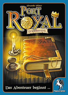 Einfach und sicher online bestellen: Port Royal: Das Abenteuer beginnt in Österreich kaufen.