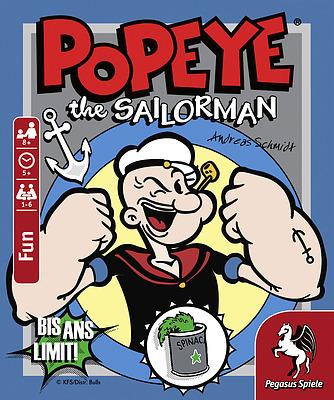 Einfach und sicher online bestellen: Popeye the Sailorman: Bis ans Limit! in Österreich kaufen.