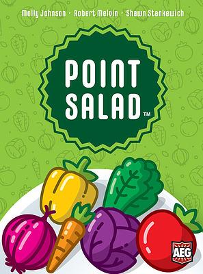 Einfach und sicher online bestellen: Point Salad (Englisch) in Österreich kaufen.