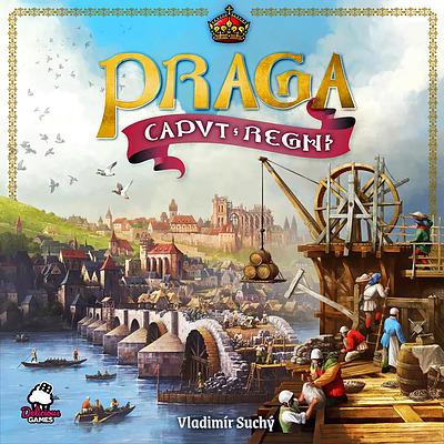 Einfach und sicher online bestellen: Praga Caput Regni in Österreich kaufen.