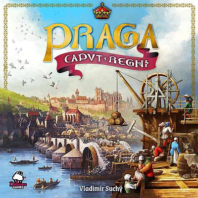 Einfach und sicher online bestellen: Praga Caput Regni (Englisch) in Österreich kaufen.