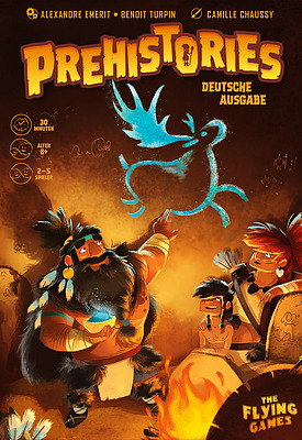 Einfach und sicher online bestellen: Prehistories in Österreich kaufen.