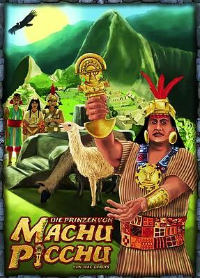 Einfach und sicher online bestellen: Die Prinzen von Machu Picchu in Österreich kaufen.