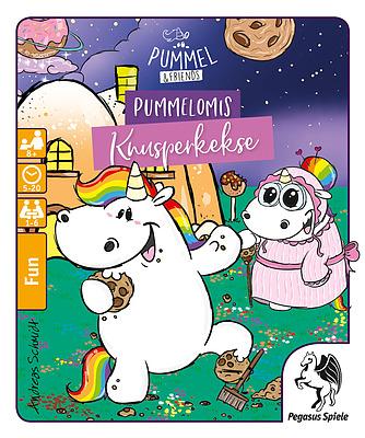 Einfach und sicher online bestellen: Pummel & Friends - Pummelomis Knusperkekse in Österreich kaufen.