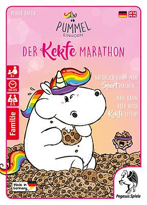 Einfach und sicher online bestellen: Pummeleinhorn - Der Kekfe Marathon in Österreich kaufen.