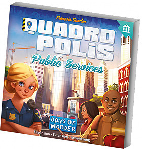 Einfach und sicher online bestellen: Quadropolis: Public Services in Österreich kaufen.