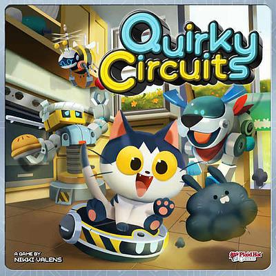 Einfach und sicher online bestellen: Quirky Circuits (Englisch) in Österreich kaufen.