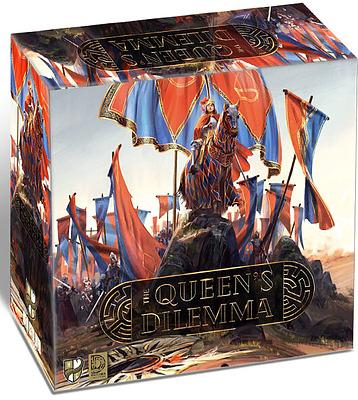 Einfach und sicher online bestellen: Queen's Dilemma in Österreich kaufen.