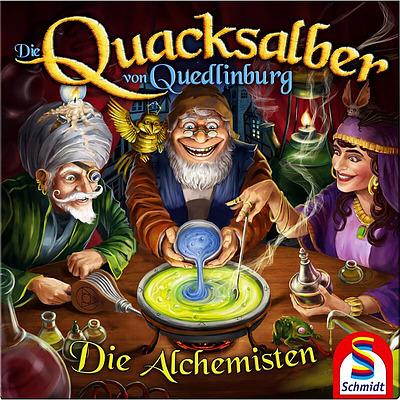 Einfach und sicher online bestellen: Die Quacksalber von Quedlinburg: Die Alchemisten in Österreich kaufen.