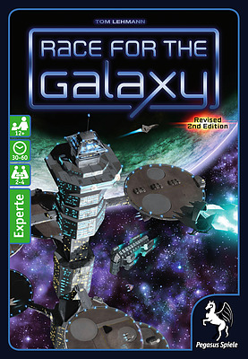Einfach und sicher online bestellen: Race for the Galaxy in Österreich kaufen.