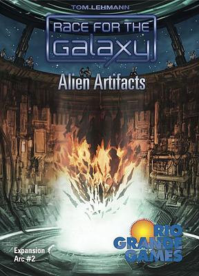 Einfach und sicher online bestellen: Race for the Galaxy Alien Artifacts in Österreich kaufen.