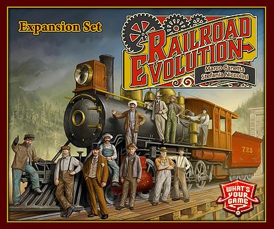 Einfach und sicher online bestellen: Railroad Evolution in Österreich kaufen.