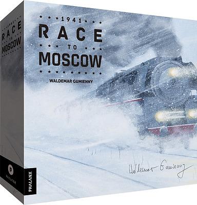 Einfach und sicher online bestellen: Race to Moscow in Österreich kaufen.