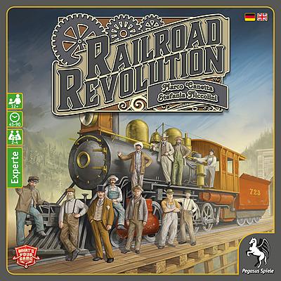 Einfach und sicher online bestellen: Railroad Revolution in Österreich kaufen.