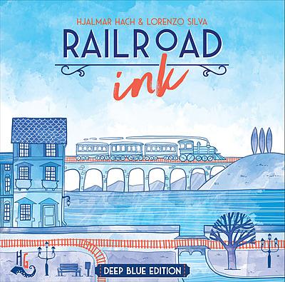 Einfach und sicher online bestellen: Railroad Ink Blau in Österreich kaufen.