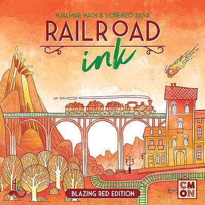 Einfach und sicher online bestellen: Railroad Ink Rot in Österreich kaufen.