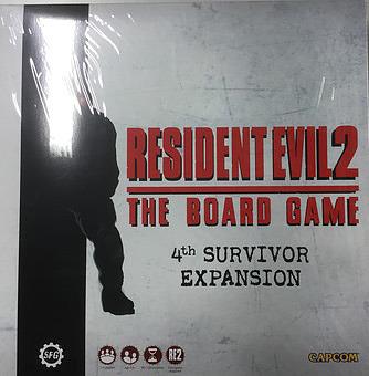 Einfach und sicher online bestellen: Resident Evil 2: 4th Survivor Expansion (Englisch) in Österreich kaufen.