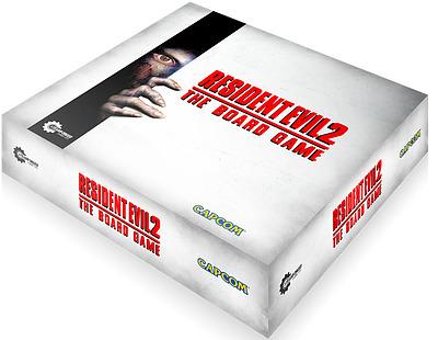 Einfach und sicher online bestellen: Resident Evil 2: The Board Game (Englisch) in Österreich kaufen.