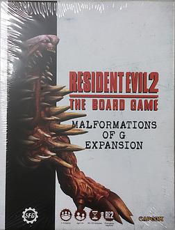 Einfach und sicher online bestellen: Resident Evil 2: Malformations of G 1 (Englisch) in Österreich kaufen.