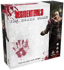 Einfach und sicher online bestellen: Resident Evil 3: The Board Game (Englisch) in Österreich kaufen.