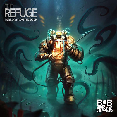 Einfach und sicher online bestellen: The Refuge: Terror from the Deep (Englisch) in Österreich kaufen.