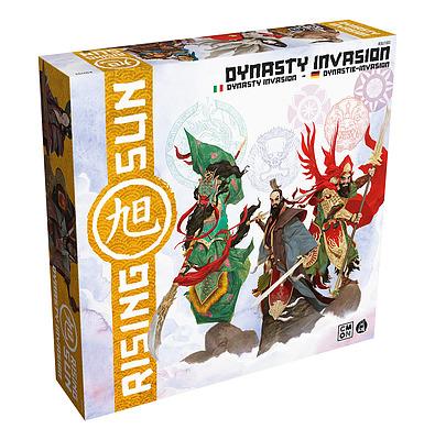 Einfach und sicher online bestellen: Rising Sun - Dynastie-Invasion in Österreich kaufen.