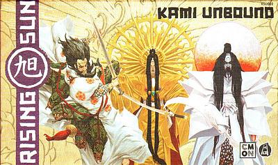 Einfach und sicher online bestellen: Rising Sun - Entfesselte Kami in Österreich kaufen.