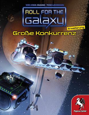 Einfach und sicher online bestellen: Roll for the Galaxy : Große Konkurrenz in Österreich kaufen.