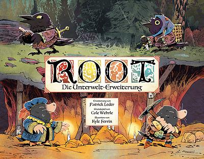 Einfach und sicher online bestellen: Root Unterwelt in Österreich kaufen.