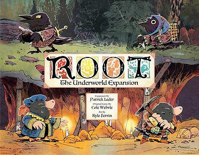 Einfach und sicher online bestellen: Root: The Underworld Expansion (Englisch) in Österreich kaufen.